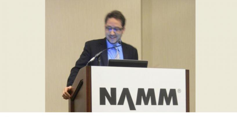 Namm 2015: Presidente da Anafima falará sobre Dia Nacional do Ensino da Música