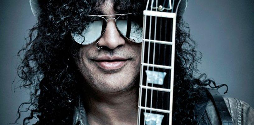 Namm 2015: Slash será homenageado com o Les Paul Award