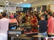 Nova loja em Caruaru, PE, Estudantil Music Store