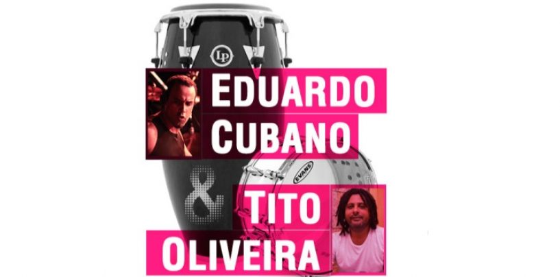 LP e Evans: Workshop com Cubano e Tito Oliveira