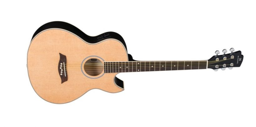 Michael: Lançamento do violão Galaxy Florentine VM525DT