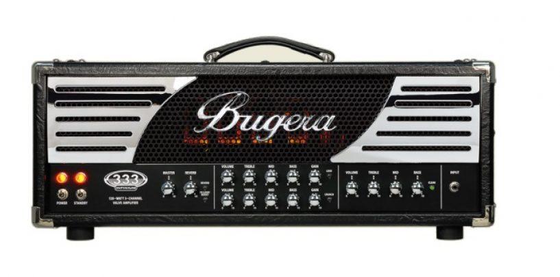 As características do Bugera 333 Infinium
