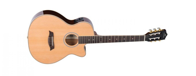 Michael: Novo violão Venetian VM681DT