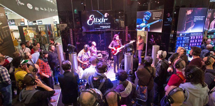 Musikmesse oficializa mudança para retomar crescimento em 2016