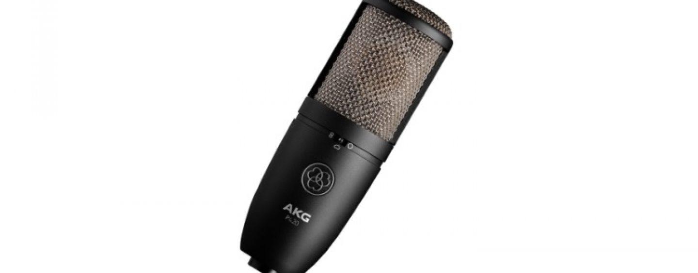 Harman renova microfones e lança Projeto de Estúdio da AKG