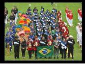Fanfarra do Brasil ganha competição europeia