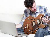 Três fantásticossites para aprender música on-line