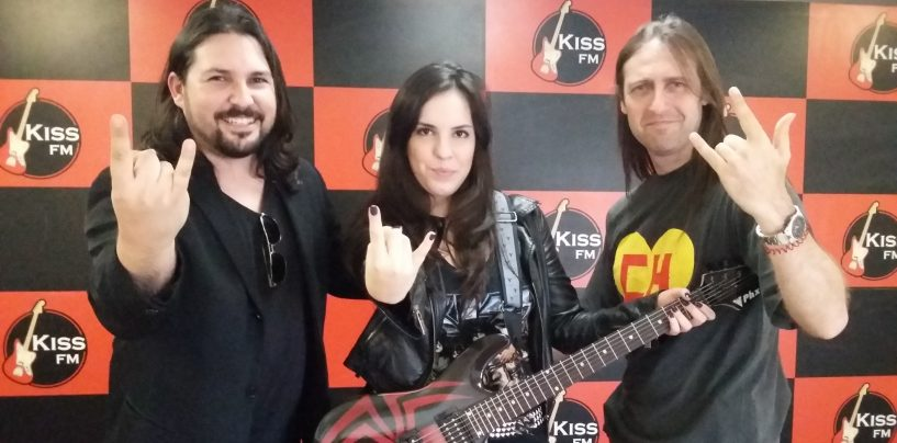 PHX sorteia guitarras Marvel na Kiss FM