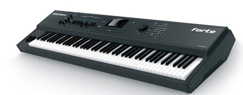 Kurzweil: Conheça o piano digital Forte