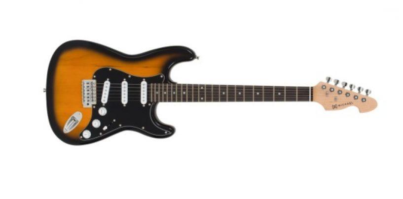 Michael: Novas guitarras strato GM217N