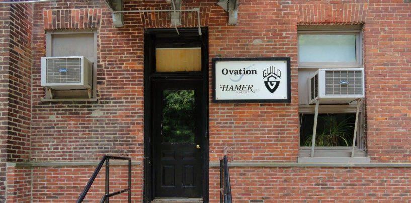 Ovation encerra operações na fábrica dos EUA