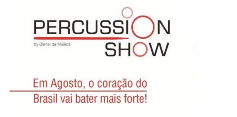Percussion Show: Conheça o evento