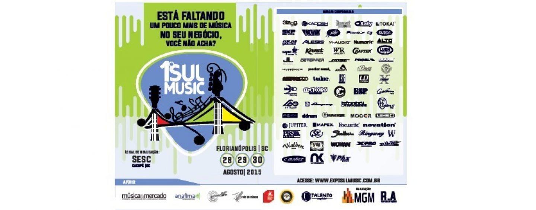 Sulmusic: nova feira de negócios