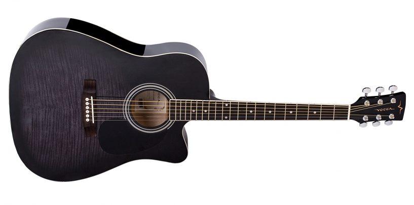 Vogga: Novos violões acústicos