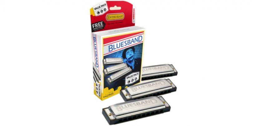 Hohner: Lançamento do Kit Blues Band