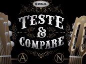Yamaha lança campanha Teste & Compare