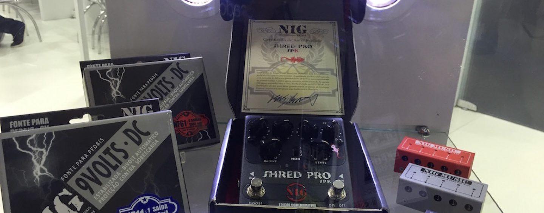 Expomusic: NIG Music anuncia novos produtos e tour com endorser