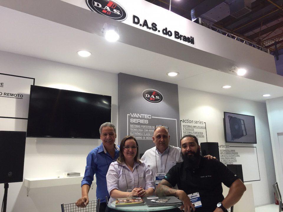 Equipe D.A.S do Brasil