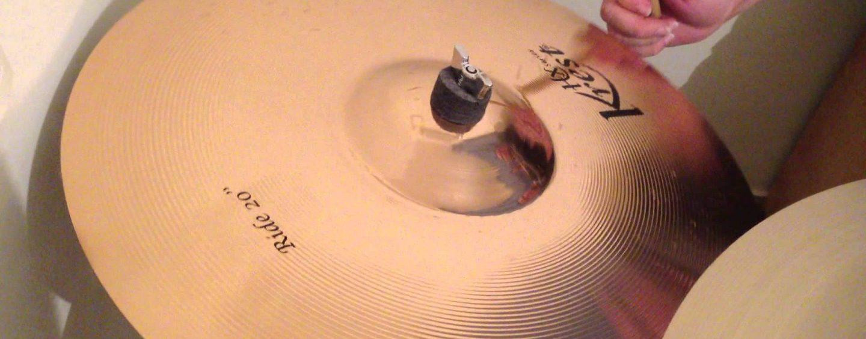 Krest Cymbals: Novo representante para RS