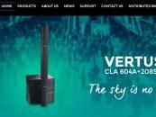 FBT Áudio lança novo website