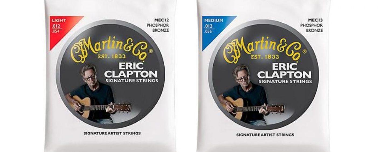 Um toque do Eric Clapton no seu violão com Martin Guitar