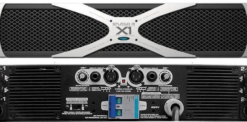 Studio R amplificadores profissionais e sua história