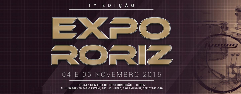 1º Edição da Expo Roriz em São Paulo