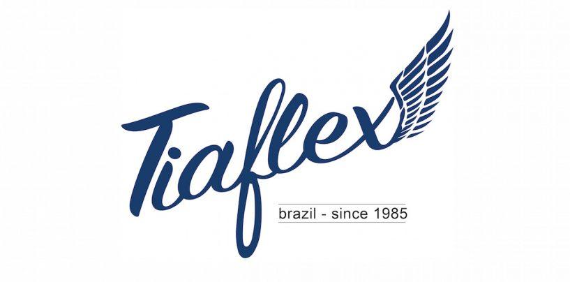 Tiaflex apresenta nova identidade visual