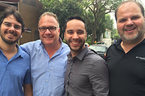 Diretoria da Sennheiser reforça compromisso com o Brasil