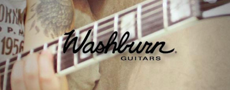 ProShows traz ao Brasil novos modelos das guitarras Washburn Parallaxe
