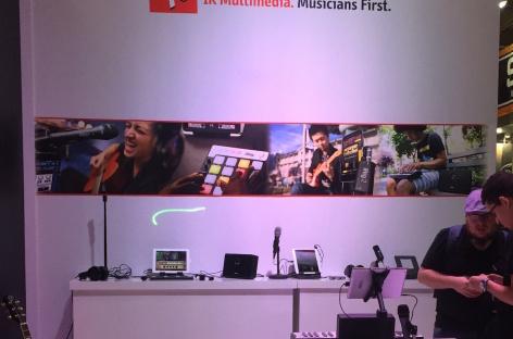 Um ano de oportunidades para a IK Multimedia