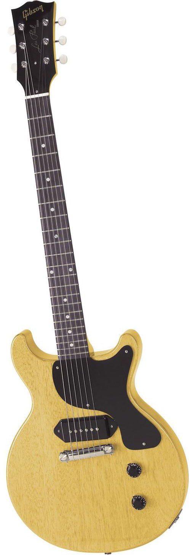 KR.Gibson Les Paul Junior tv_yellow