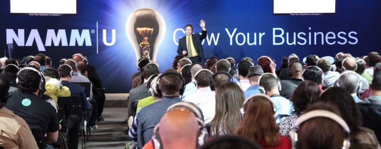 NAMM Show apresenta opções educativas