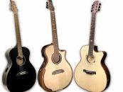 Riversong Guitars vai com força para o NAMM Show