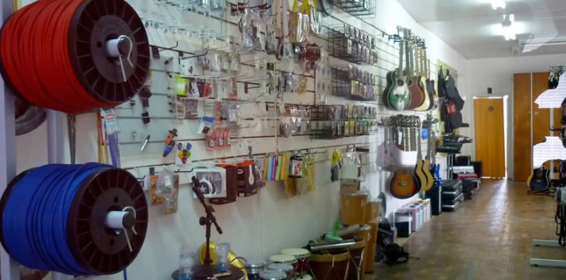Caballero Music apresenta atacado com nova visão