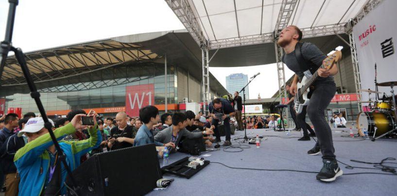 Music China e Prolight + Sound Shanghai se tornam mais locais