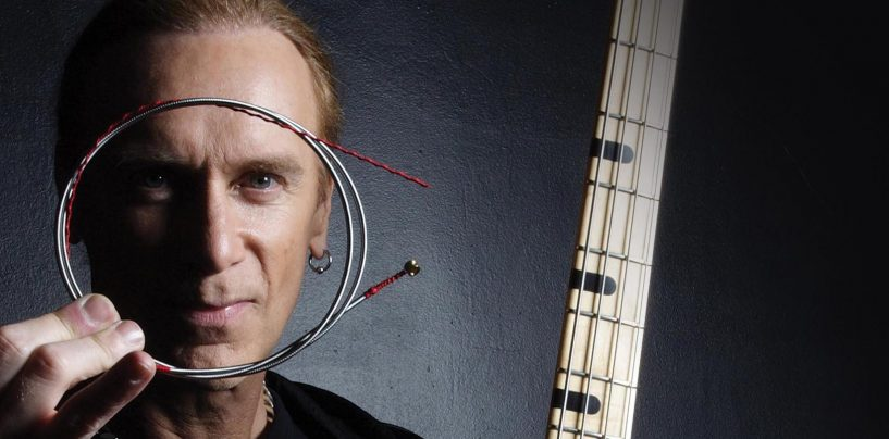 Billy Sheehan e Doug Wimbish estarão com as cordas Rotosound no NAMM Show 2016