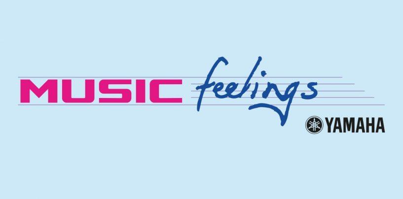 Yamaha Musical do Brasil lança o Music Feelings Yamaha