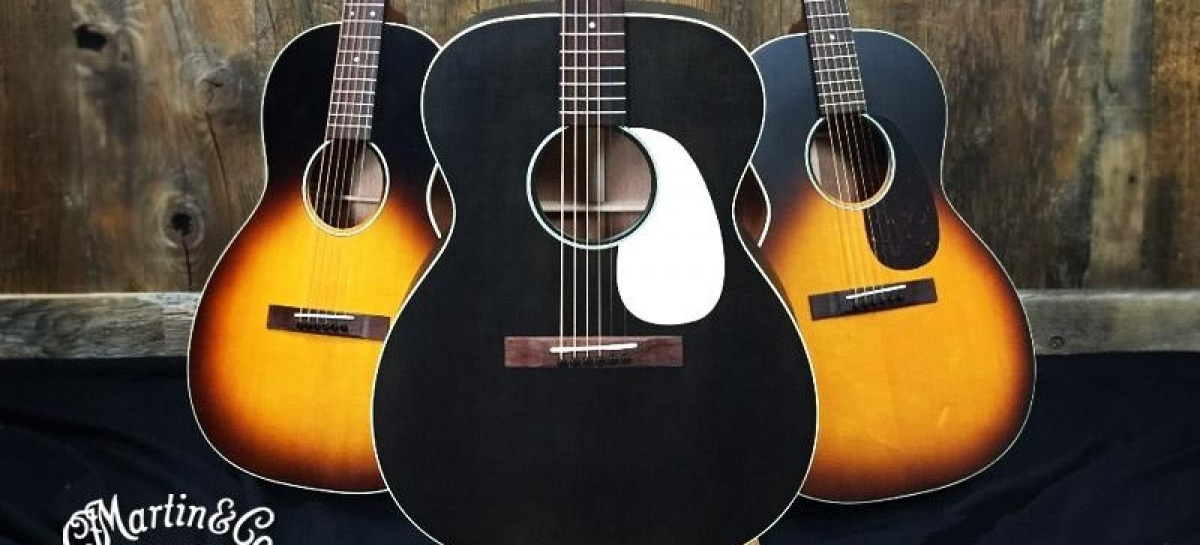 000-17 Whiskey Sunset: não é um drinque, o novo violão da Martin Guitar