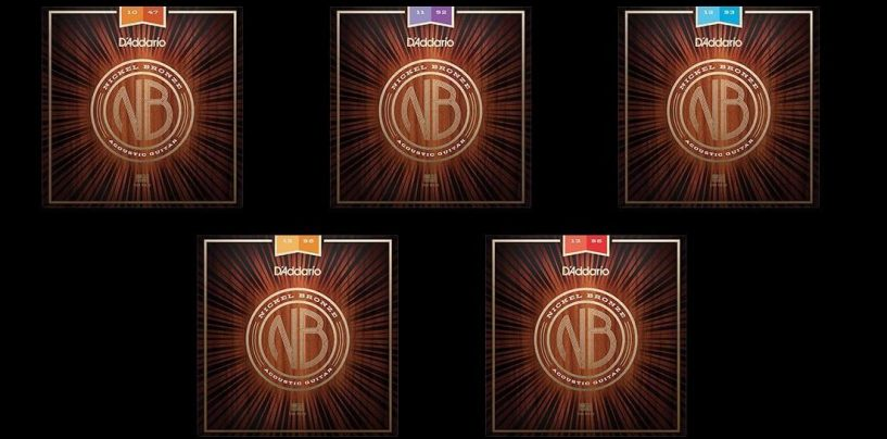 Pronto para as novas cordas D'Addario Nickel Bronze?