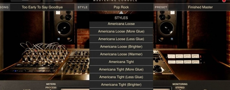IK Multimedia revela app de mesa de mastering Lurssen