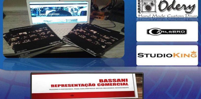 Bassani Representação Comercial entra no mercado da música