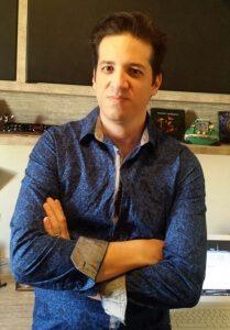 Fernando Bassani, sócio e gestor administrativo