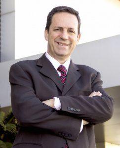 Claudio Eschecolla, diretor-geral do Grupo Hoken