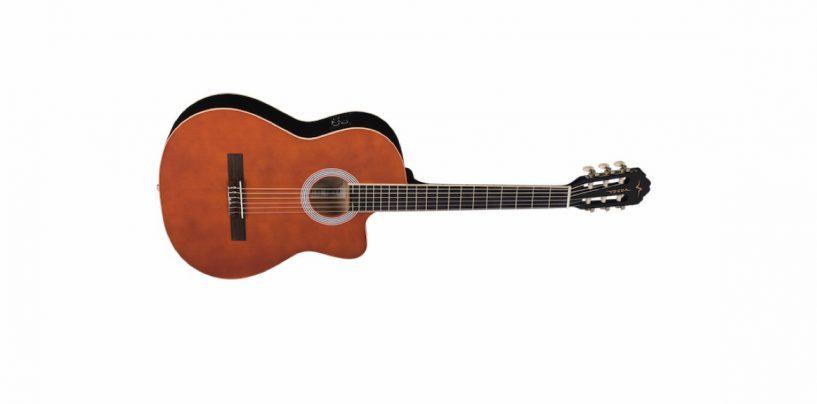 Vogga promete melhor custo-benefício com seus violões elétricos