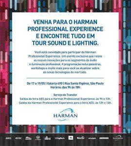 harman experience