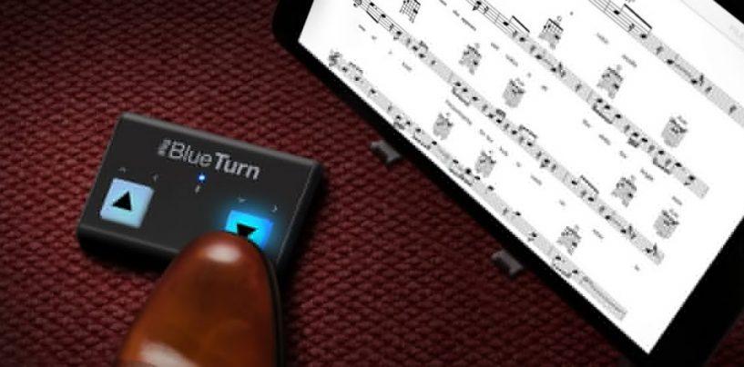 iRig BlueTurn, da IK Multimedia, está pronto para chegar às suas mãos