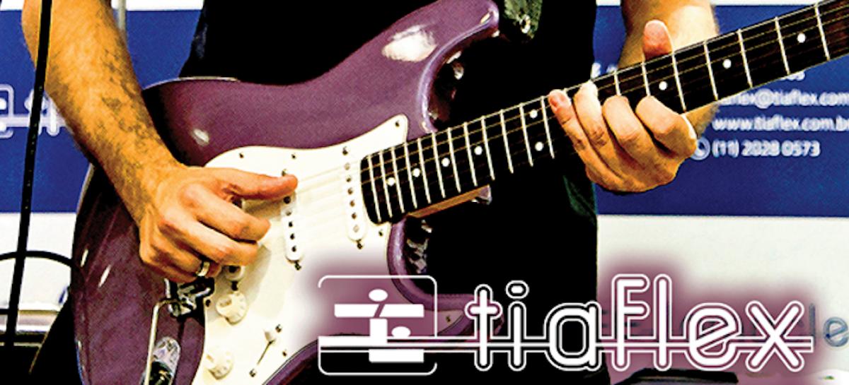 Cabo para guitarra? Veja aqui o Instrument Cable 50 da Tiaflex