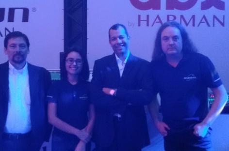 Harman faz evento paralelo à AES para se aproximar mais do cliente