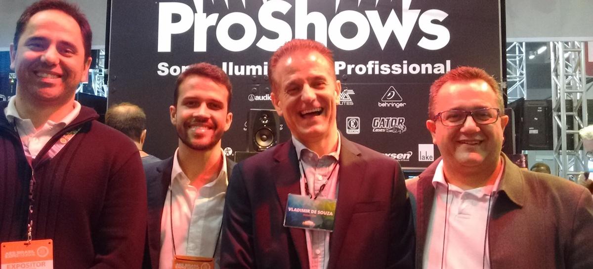 ProShows apresenta diversos lançamentos na AES